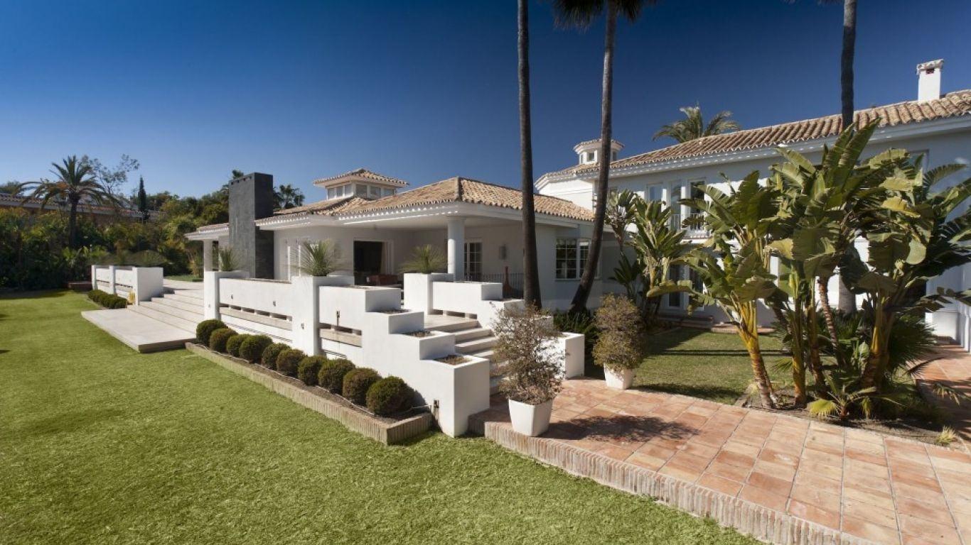Villa Renee, Marbella City, Marbella, Spain
