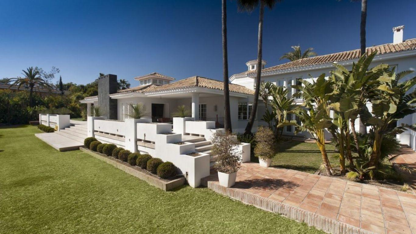 Villa Renee, Marbella City, Marbella, Spain