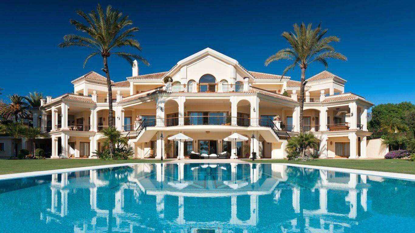 Villa Regina, Santa Margarita, Marbella, Spain