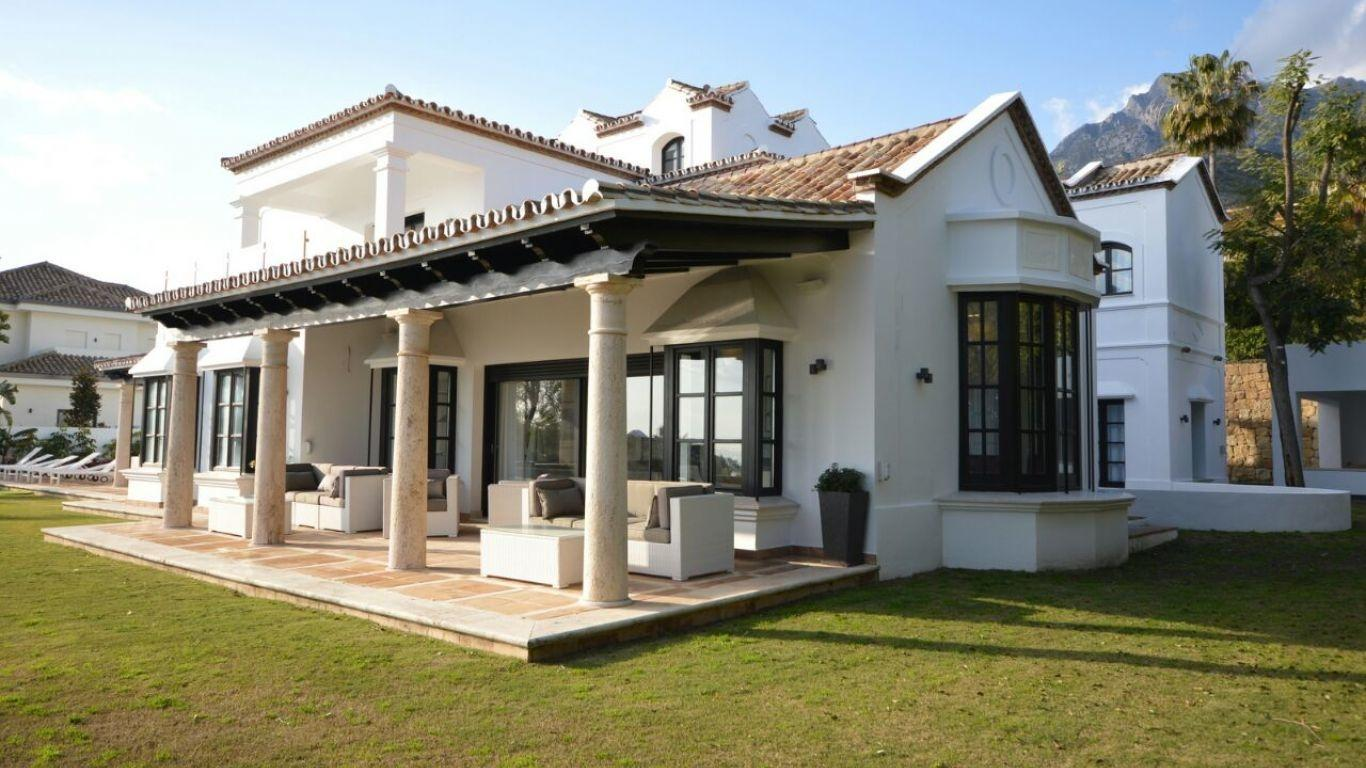 Villa Minnie, Sierra Blanca, Marbella, Spain