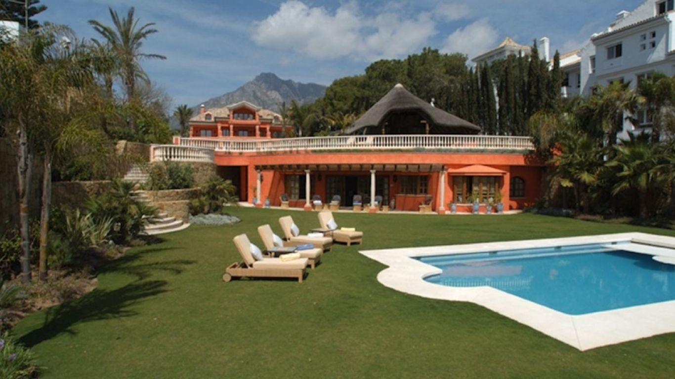 Villa Amy, Marbella City, Marbella, Spain