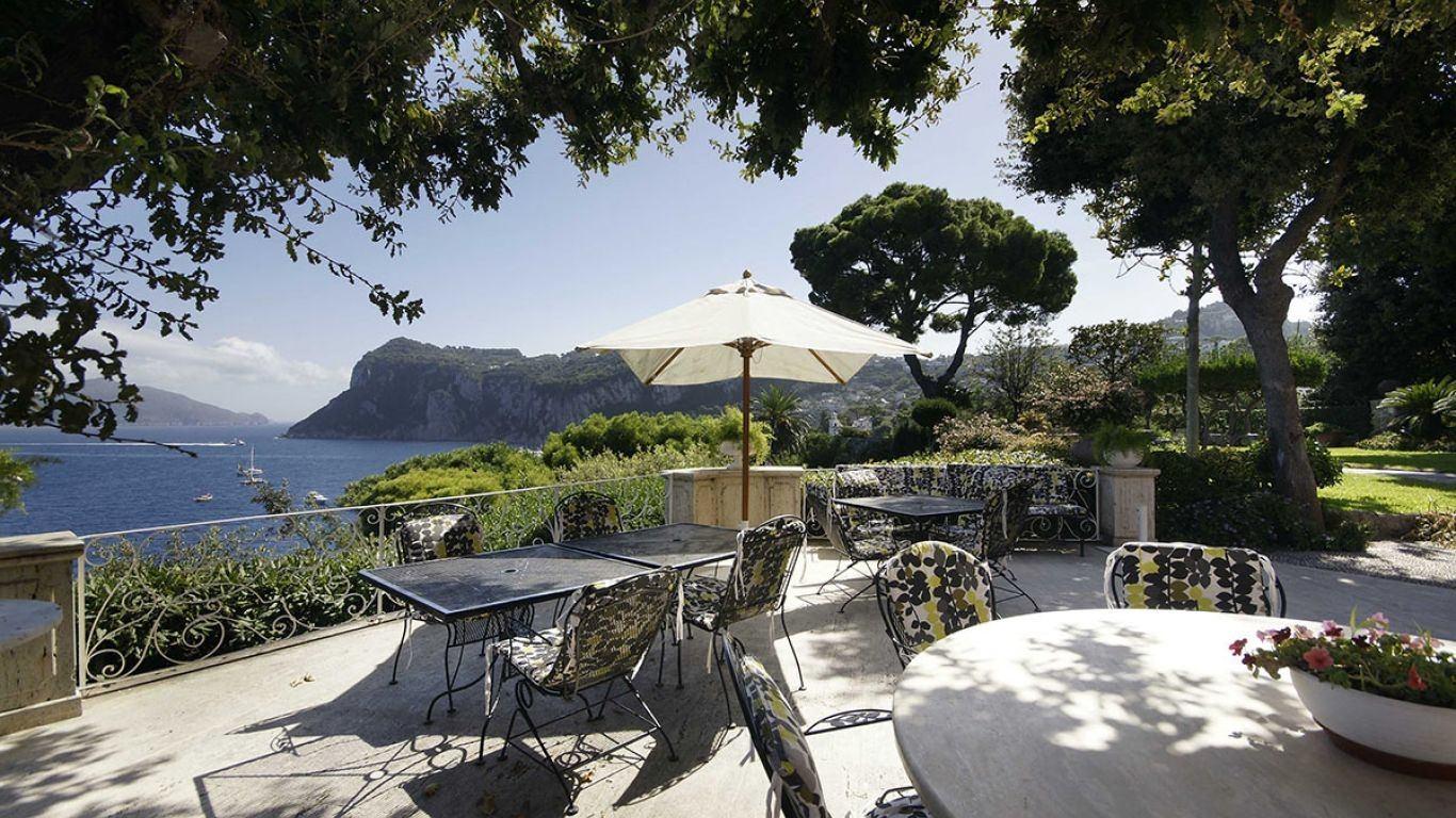 Villa Ida, Marina Grande, Capri, Italy