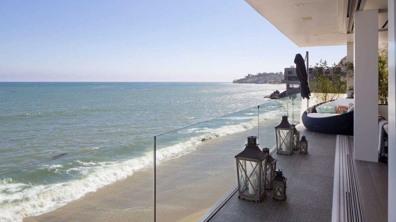 Villa Macy, Malibu, Los Angeles, USA
