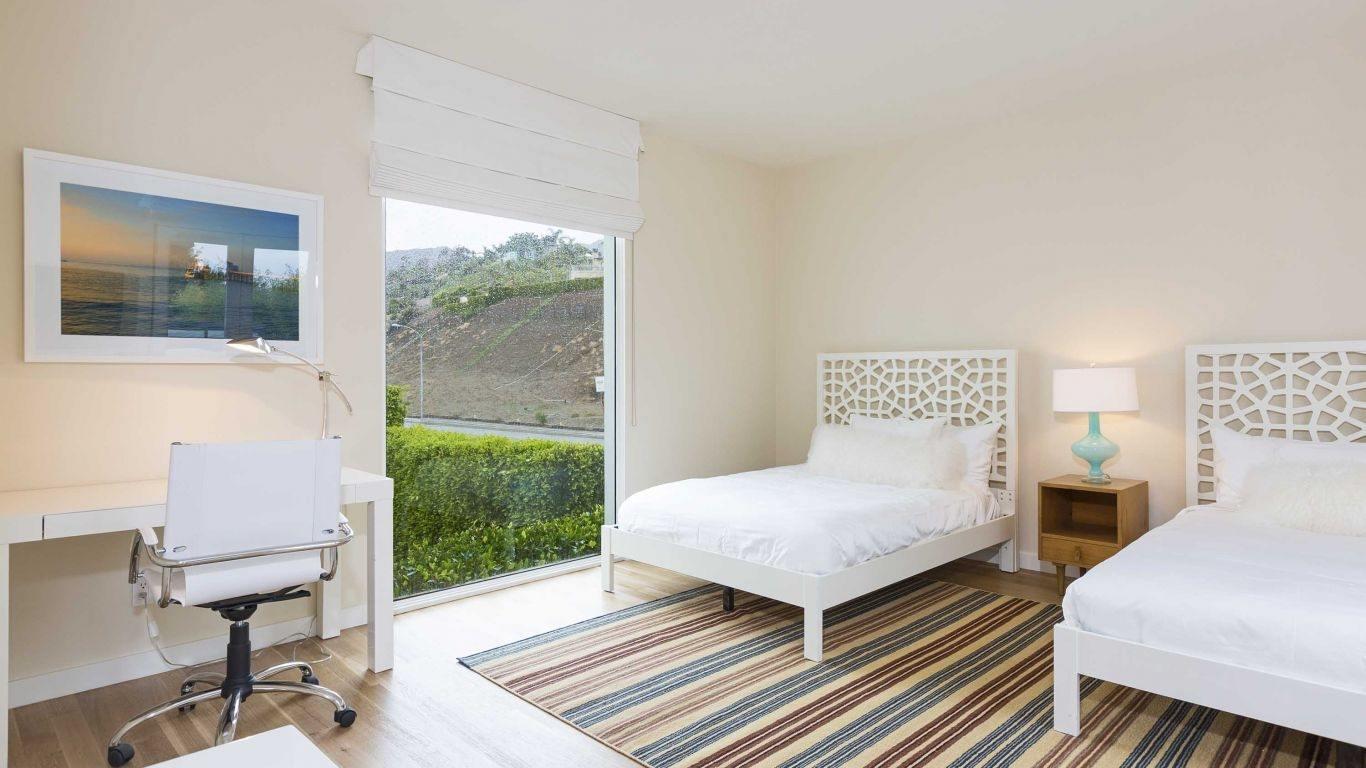 Villa Mala, Malibu, Los Angeles, USA