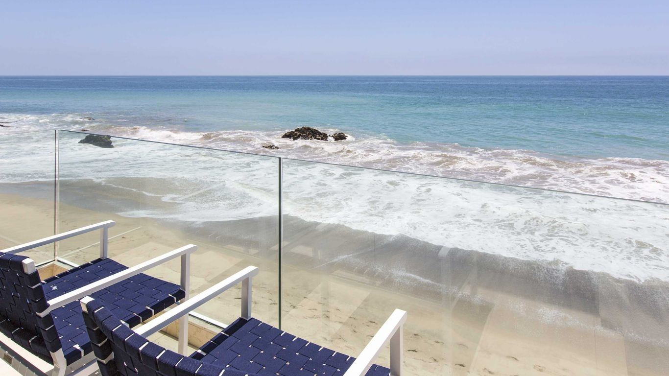 Villa Mala, Malibu, Los Angeles, USA