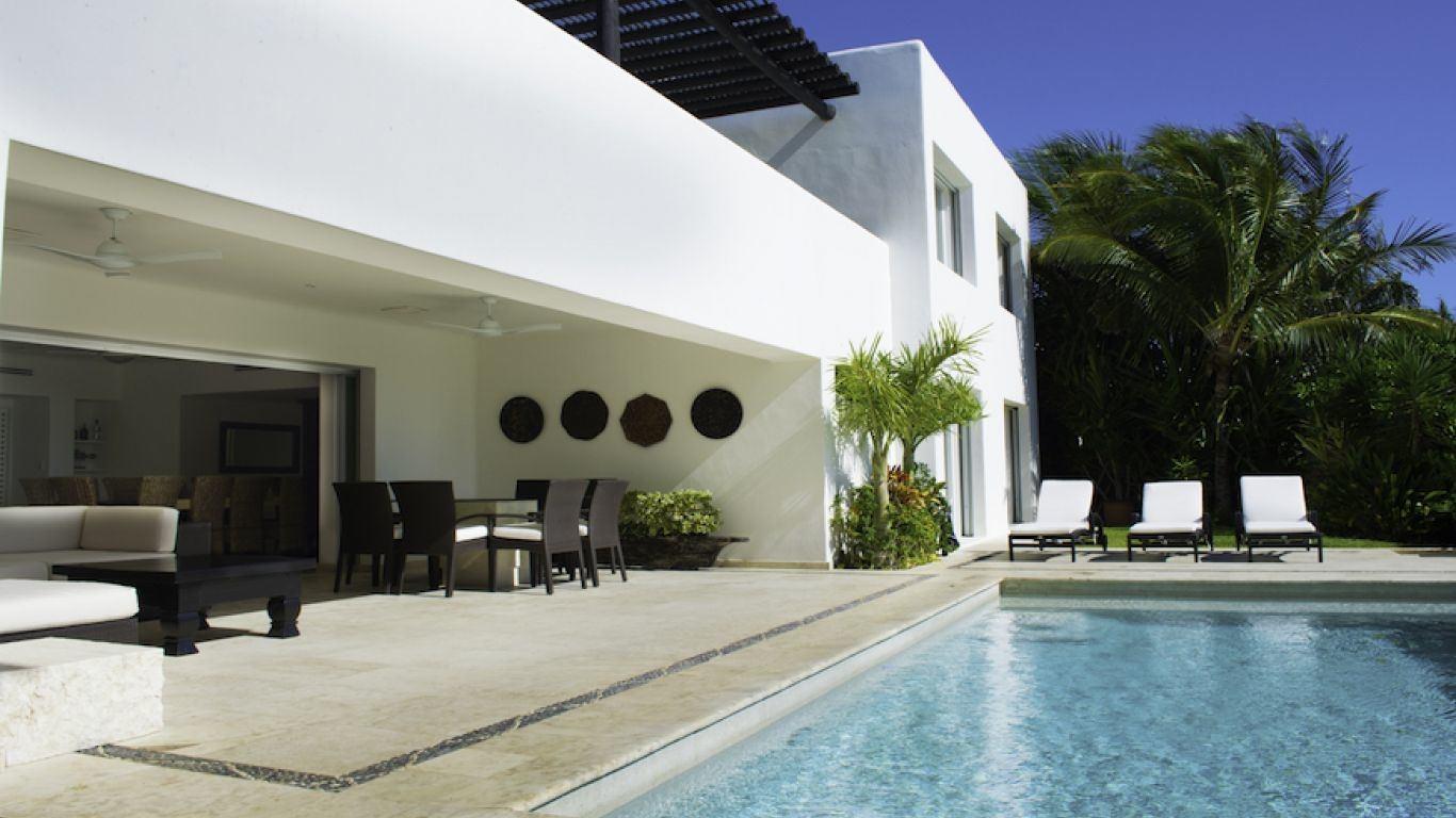 Villa Cataline, Playacar, Playa del Carmen, Mexico