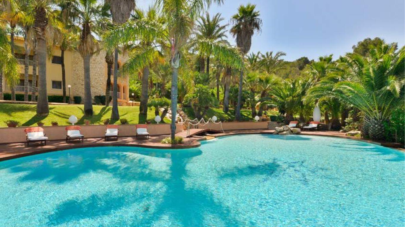 Villa Alana, Jesus, Ibiza, Spain