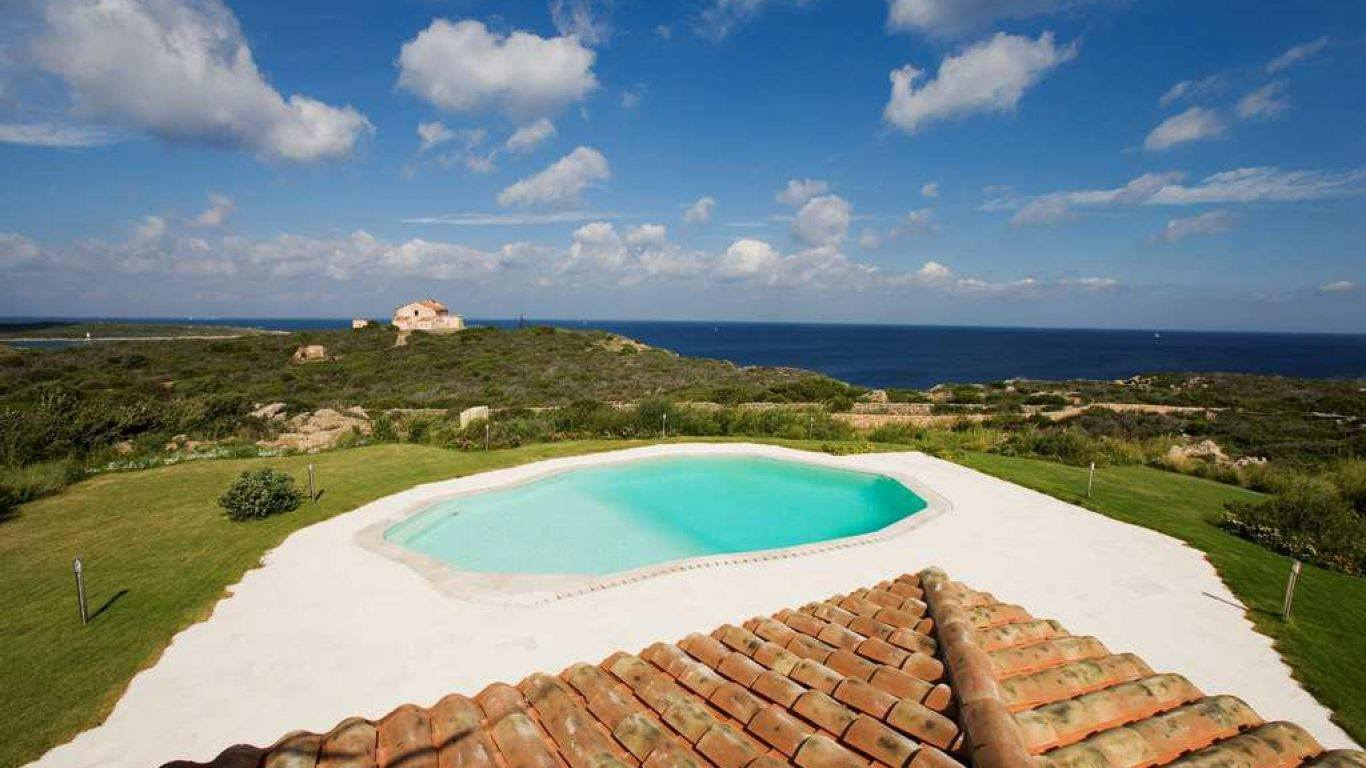 Villa Adda, Porto Cervo, Sardinia, Italy