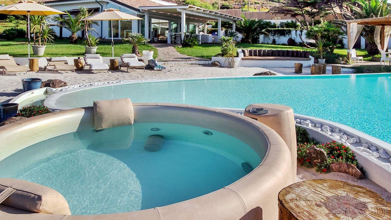 Villa Beth, Castelsardo, Sardinia, Italy