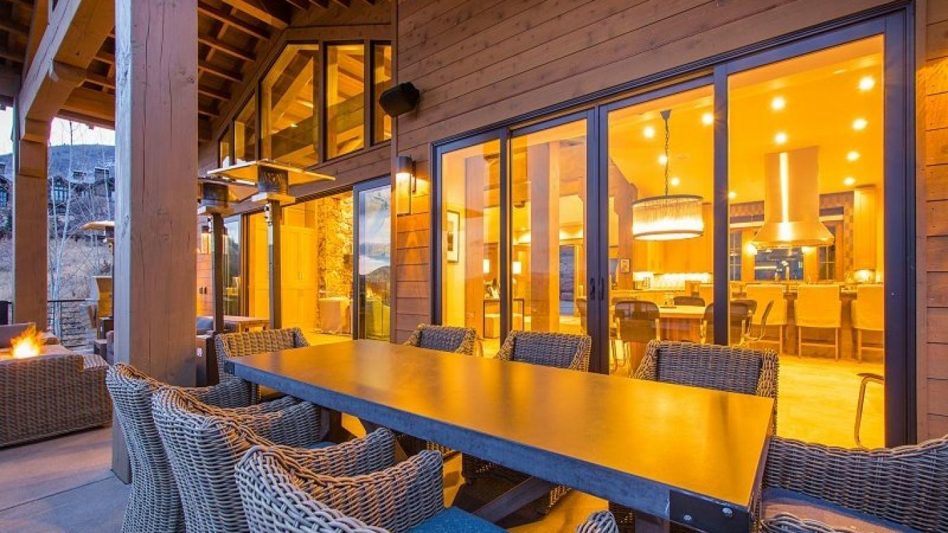 Chalet Karina, Deer Valley, Park City, USA