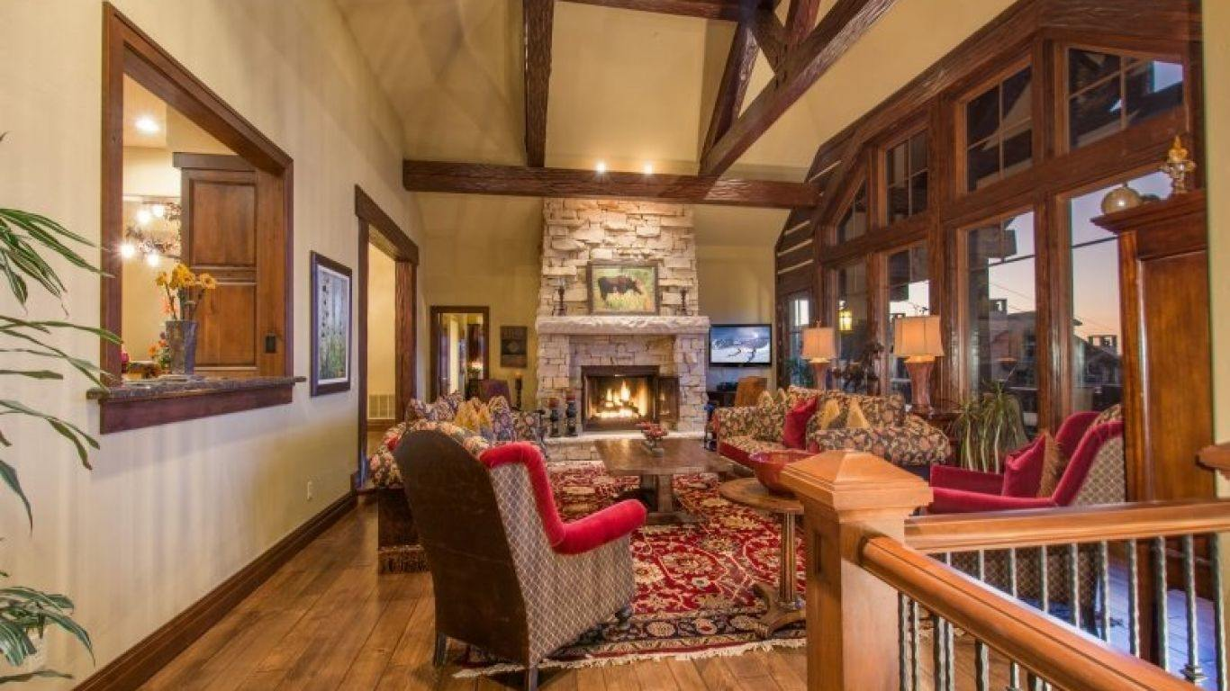 Villa Celeste, Deer Valley, Park City, USA
