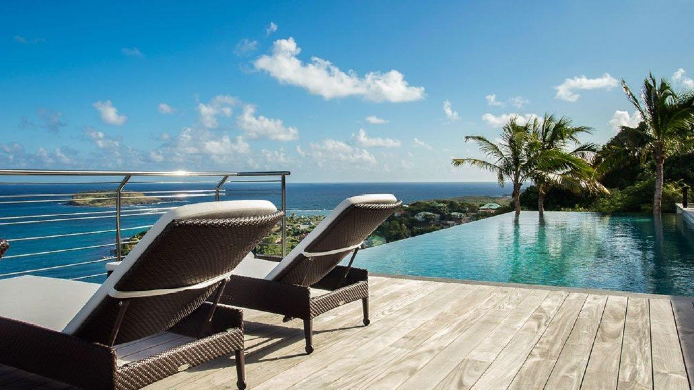 Villa Jane, Marigot, St. Barth, France