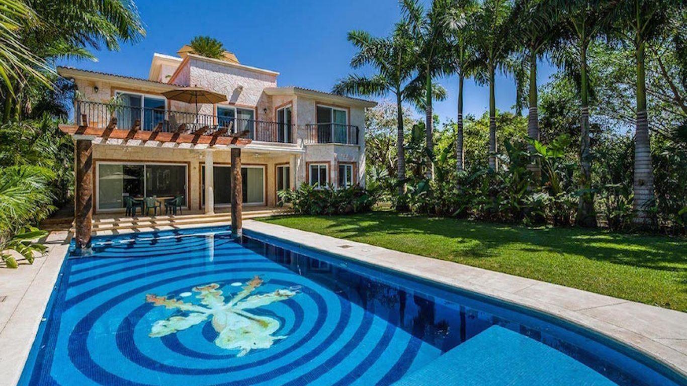 Villa Merril, Puerto Aventuras , Playa del Carmen, Mexico
