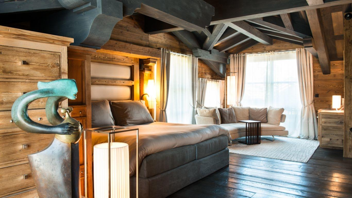 Chalet Carmel, Courchevel 1850, Courchevel, France
