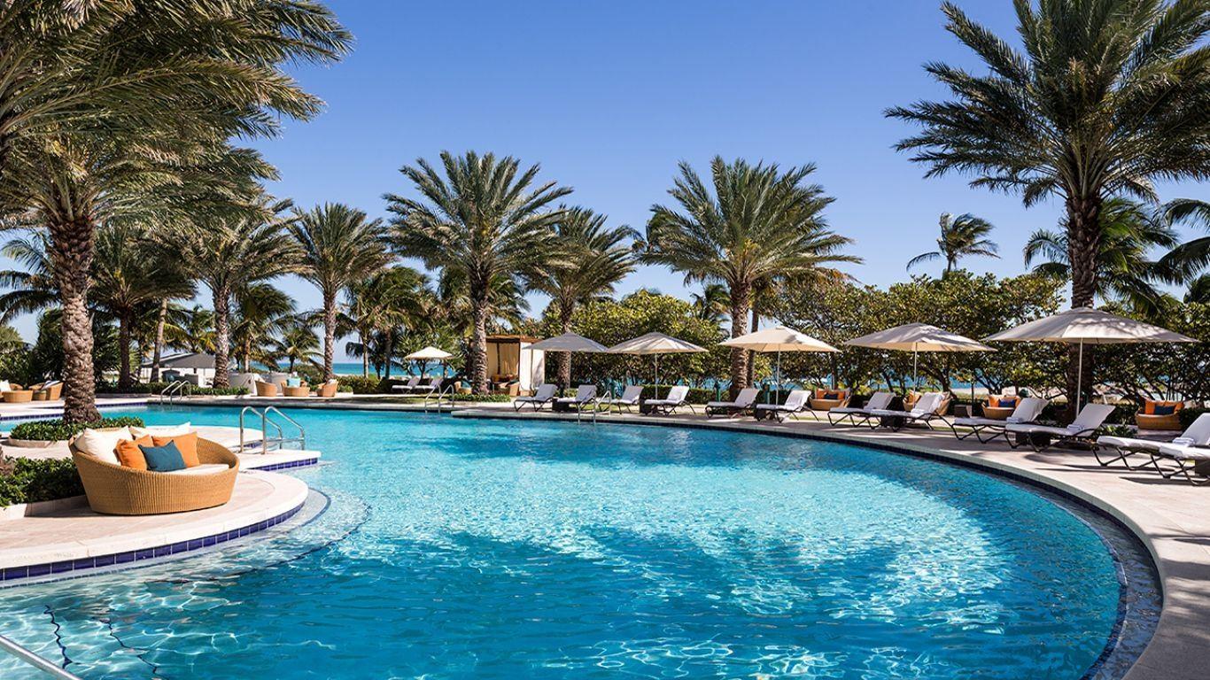 Ritz Carlton Resort Suite E, Bal Harbour, Miami, USA