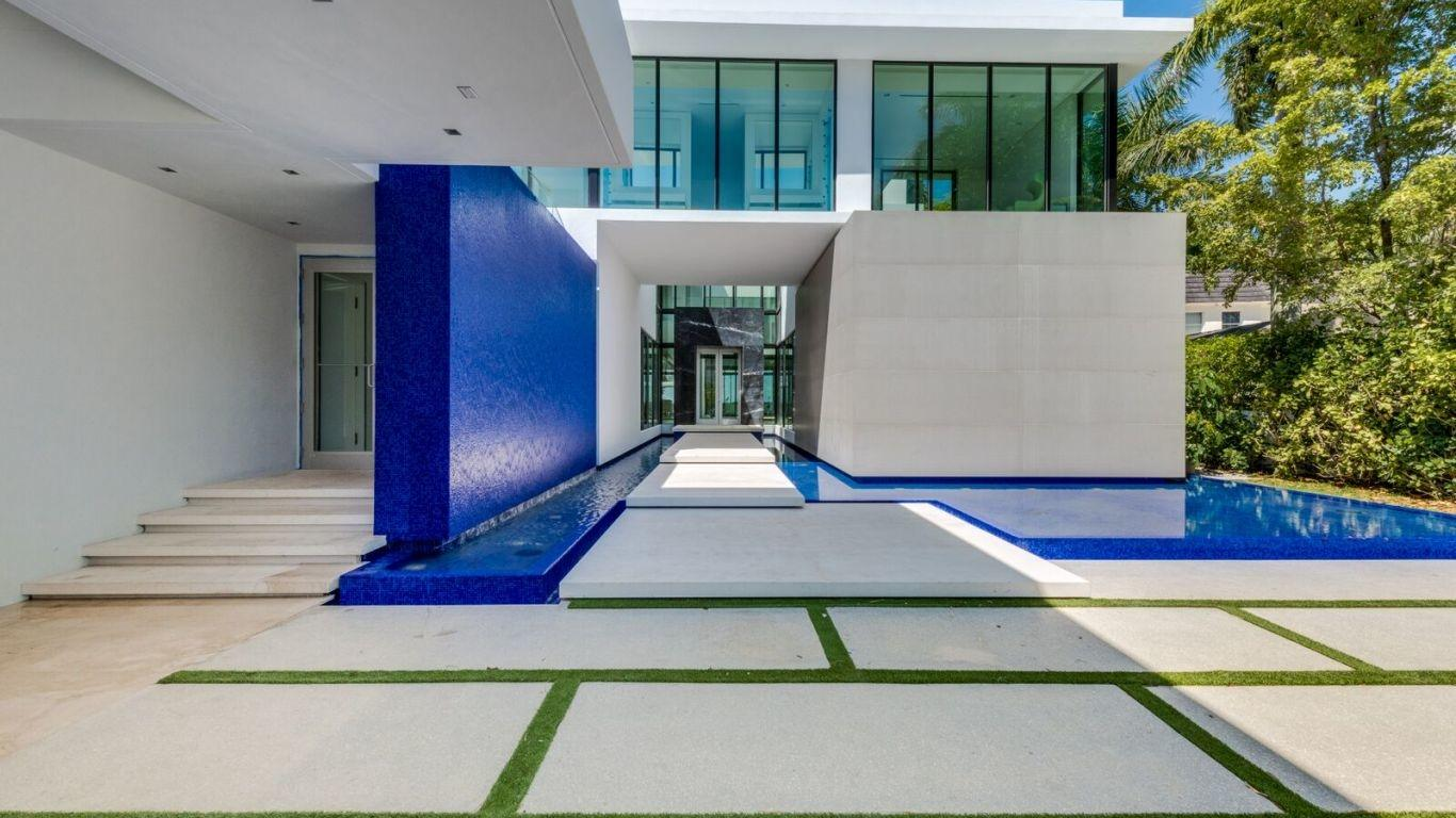 Villa Omni, La Gorce, Miami, USA