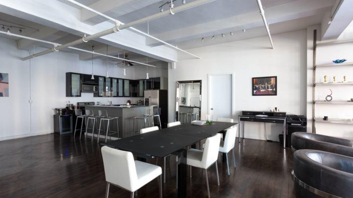 Apartment Adam, Chelsea, New York, USA