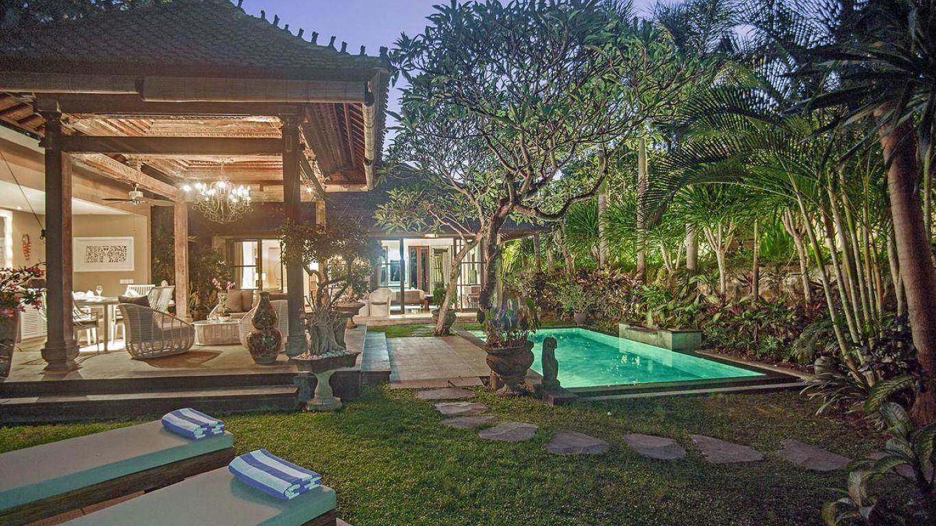 Villa Yogita, Canggu, Bali, Indonesia