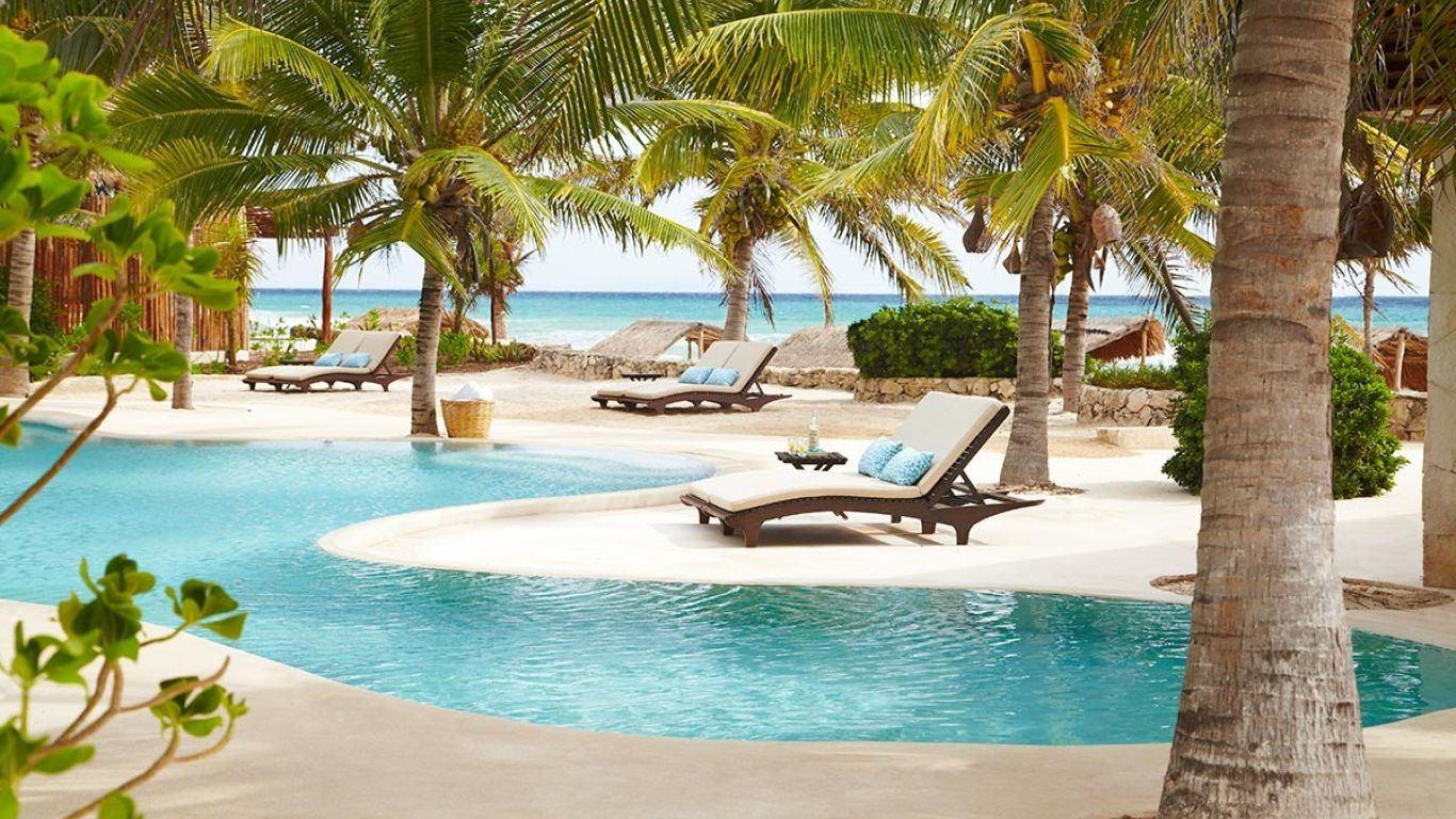 Villa Pooja, Playa Xcalacoco, Playa del Carmen, Mexico