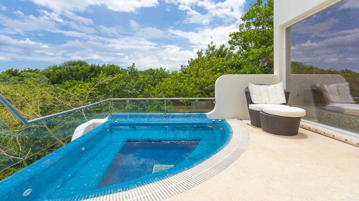 Villa Varnika, Playacar, Playa del Carmen, Mexico