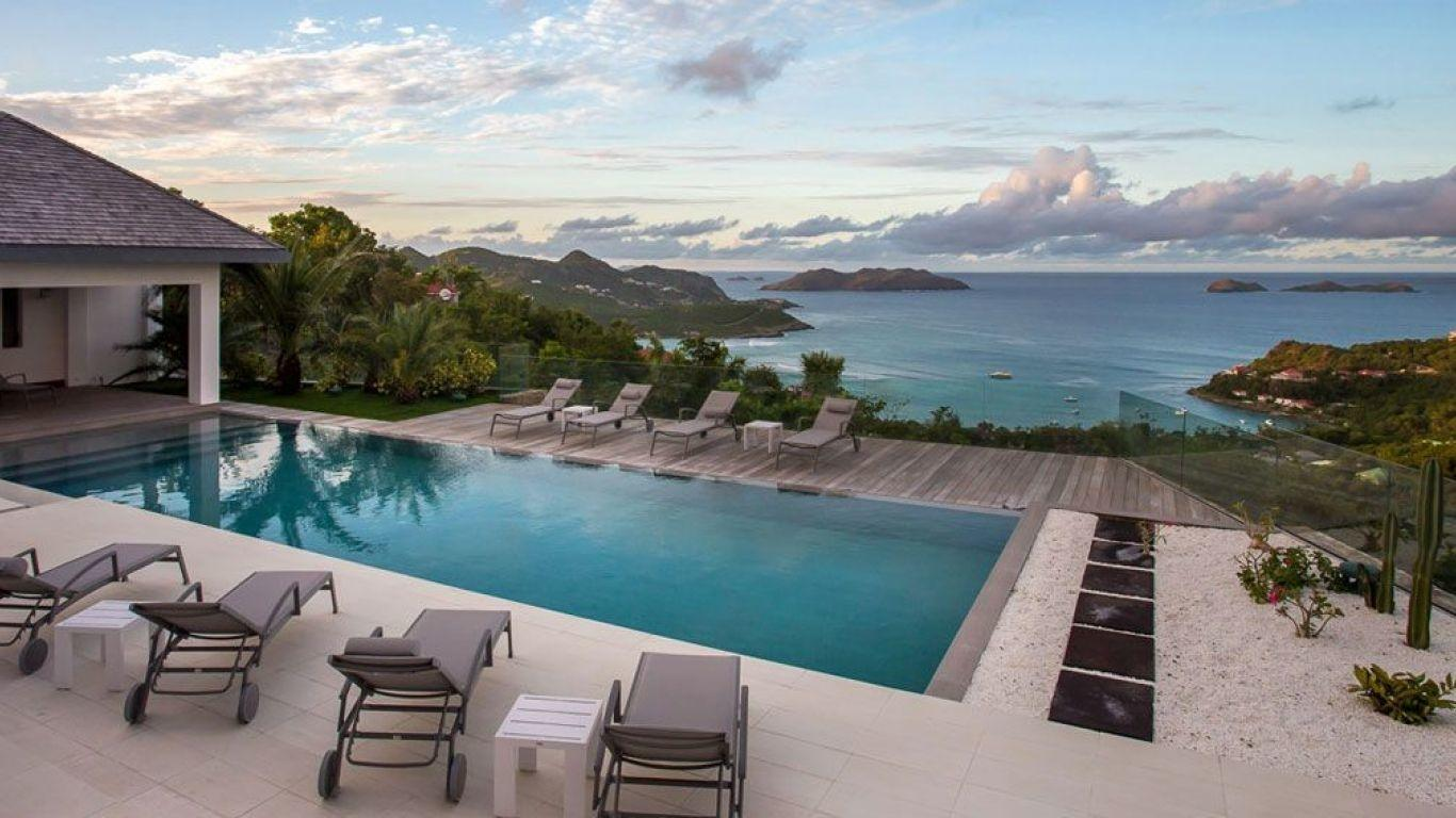 Villa Anastasia, St. Jean Beach, St. Barth, France