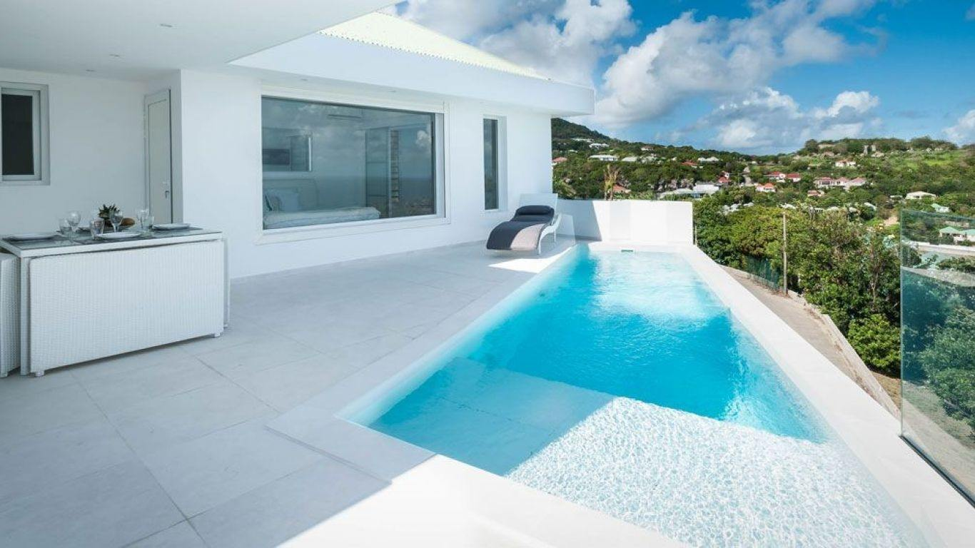 Villa Genelia, Vitet, St. Barth, France