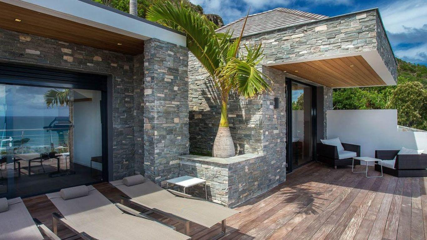 Villa Selena, Anse des Cayes, St. Barth, France