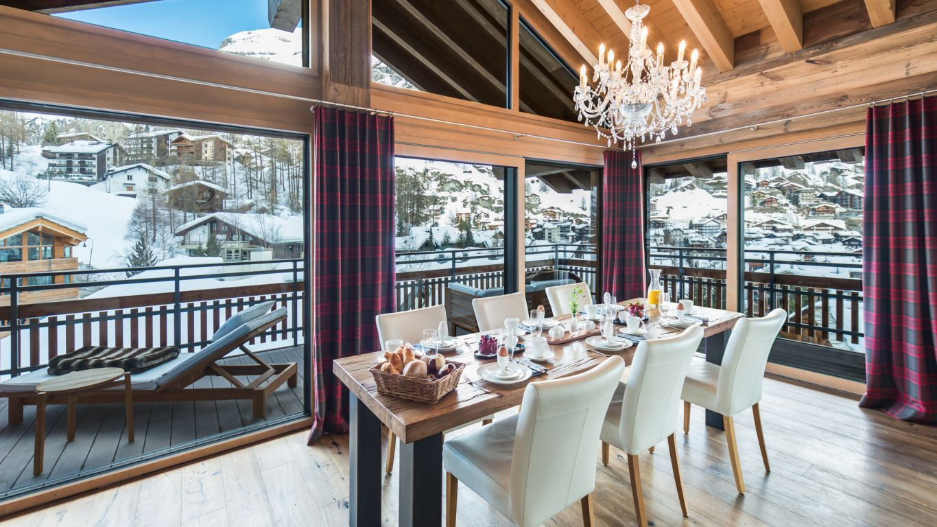 Penthouse Angelo, Zermatt, Zermatt, Switzerland