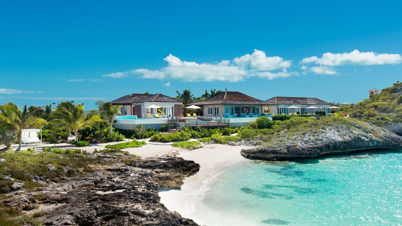 Villa Kitty, Turtle Tail, Turks and Caicos, USA