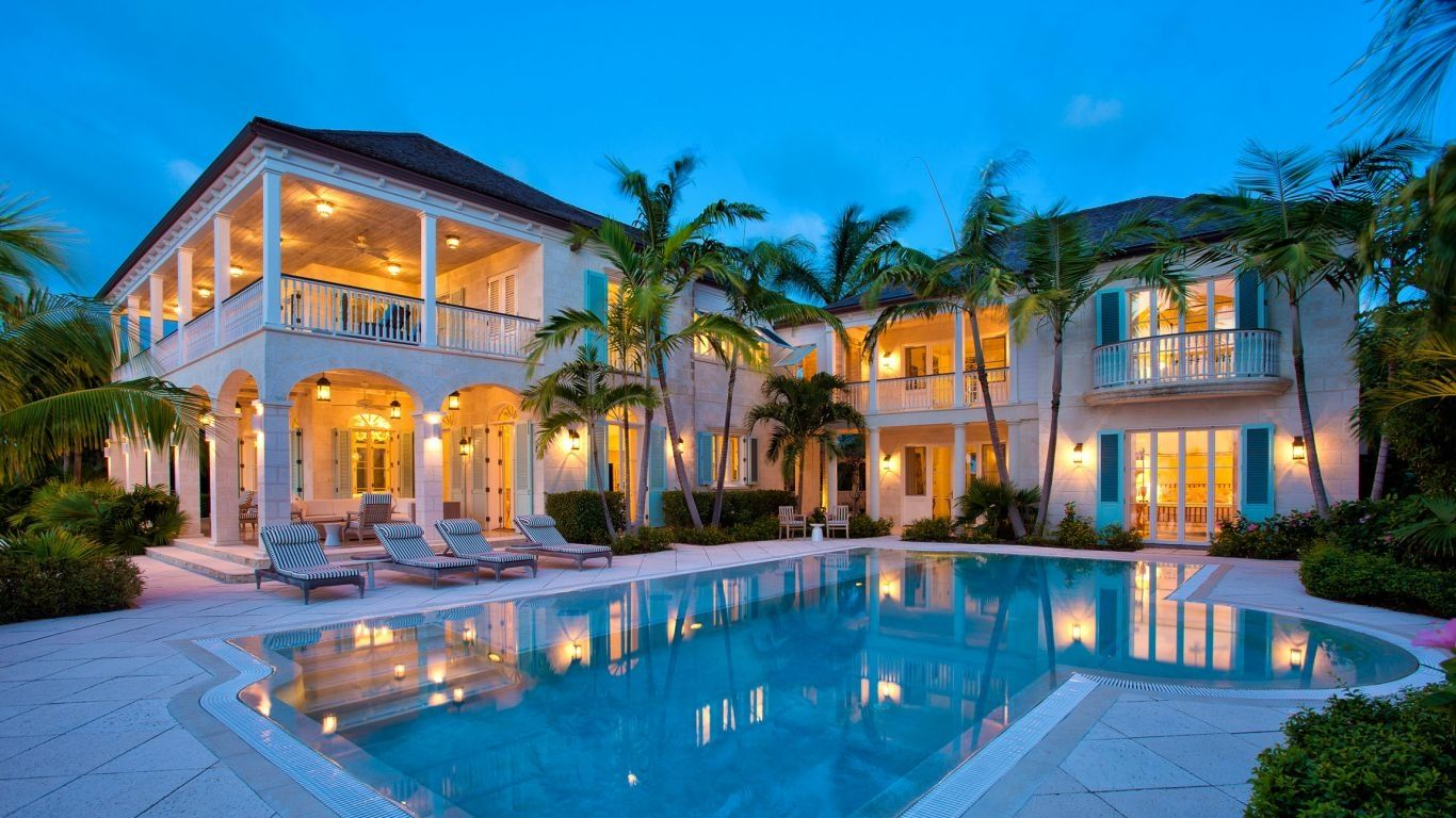 Villa Maria, Grace Bay, Turks and Caicos, USA