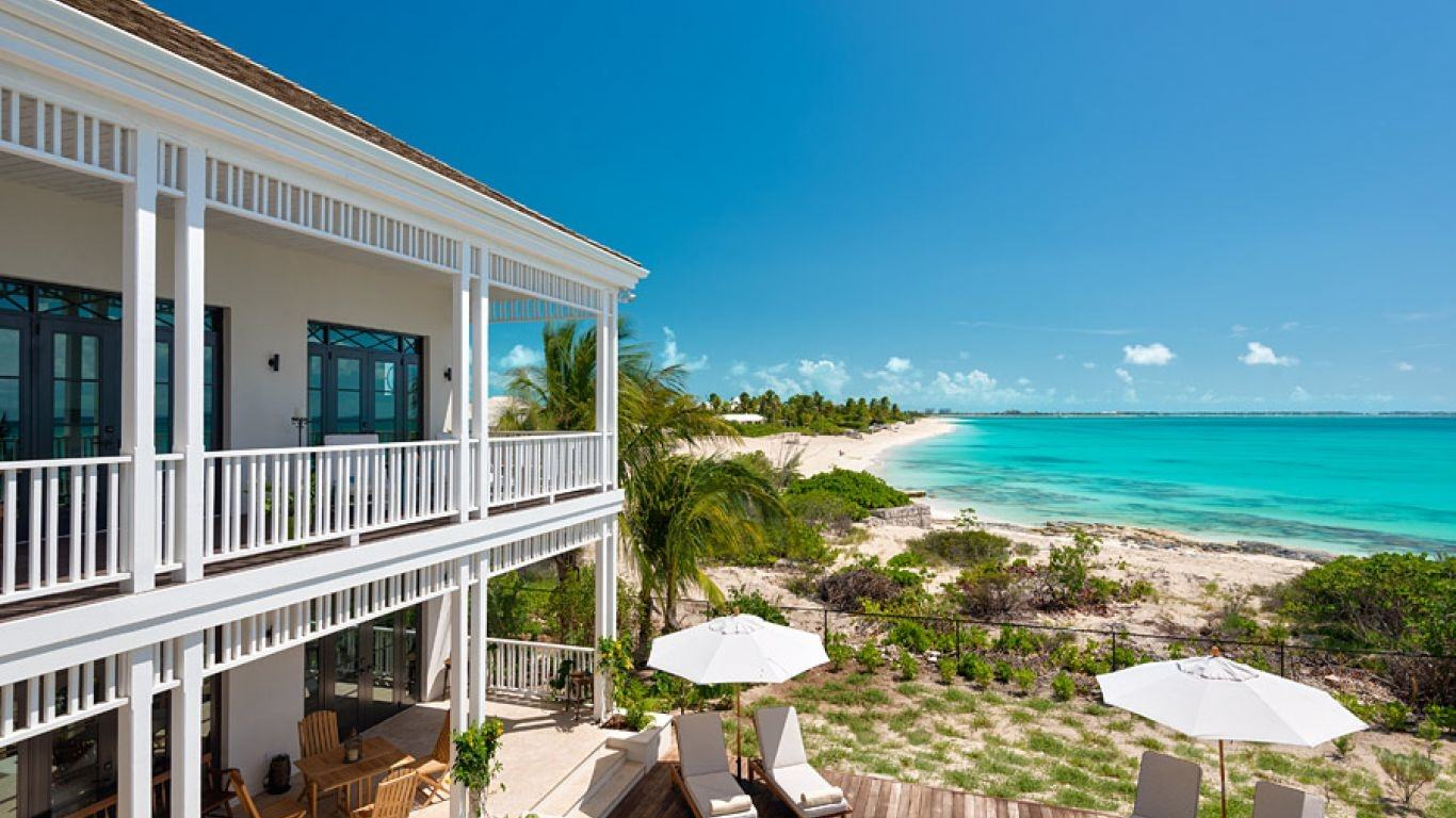 Villa Jazz, Grace Bay, Turks and Caicos, USA