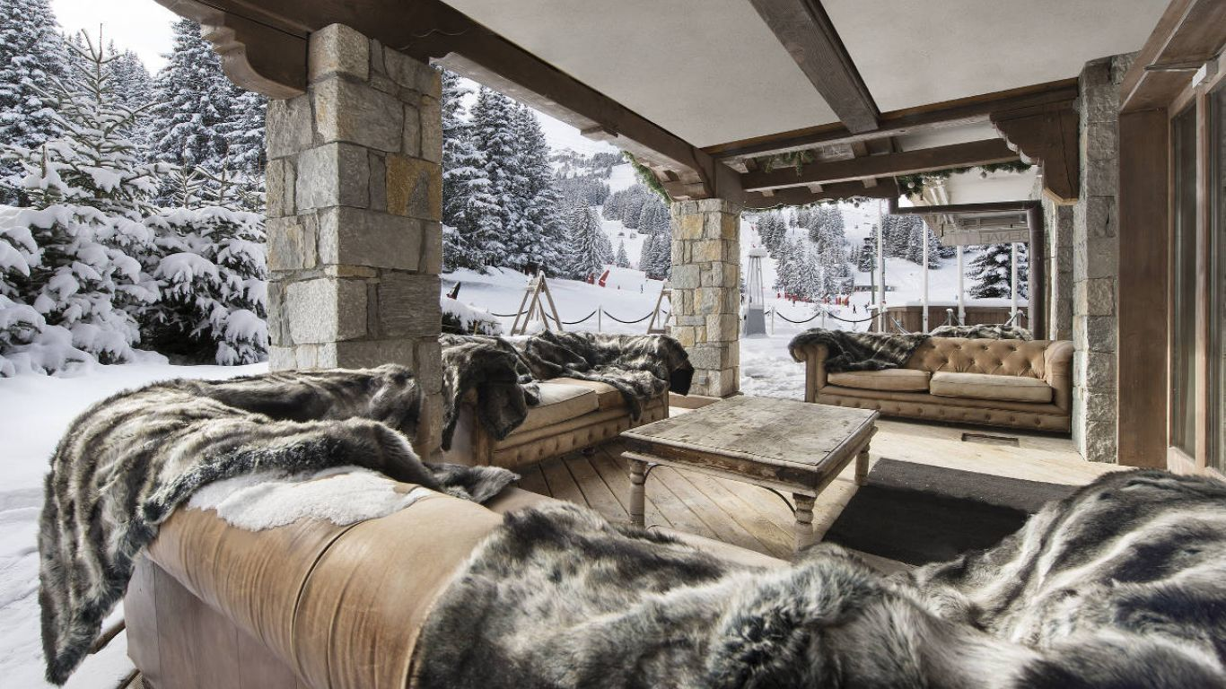 Chalet Jeanne, Courchevel 1850, Courchevel, France