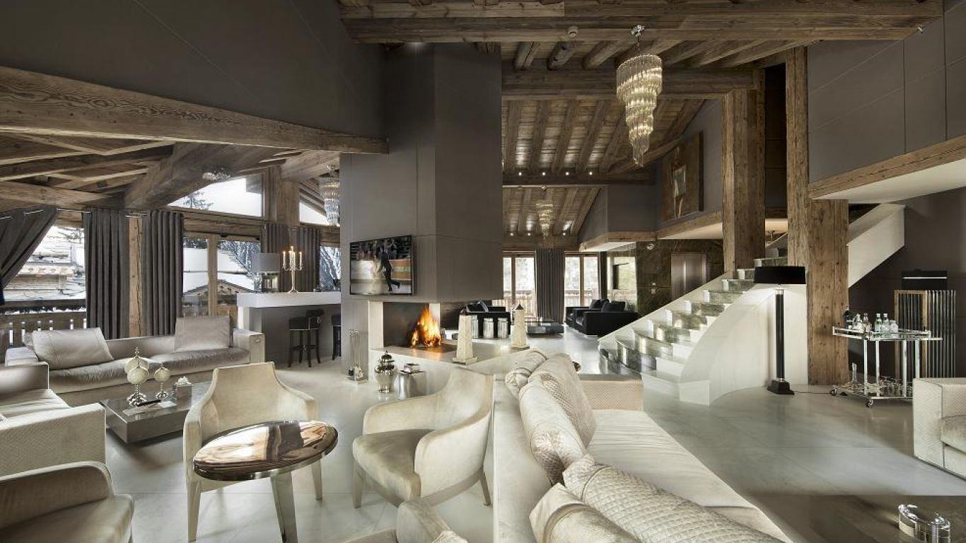Chalet Arianna, Courchevel 1850, Courchevel, France