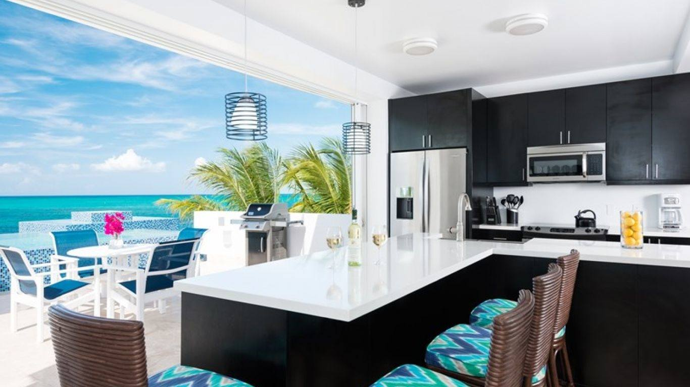 Villa Nigella, Grace Bay, Turks and Caicos, USA