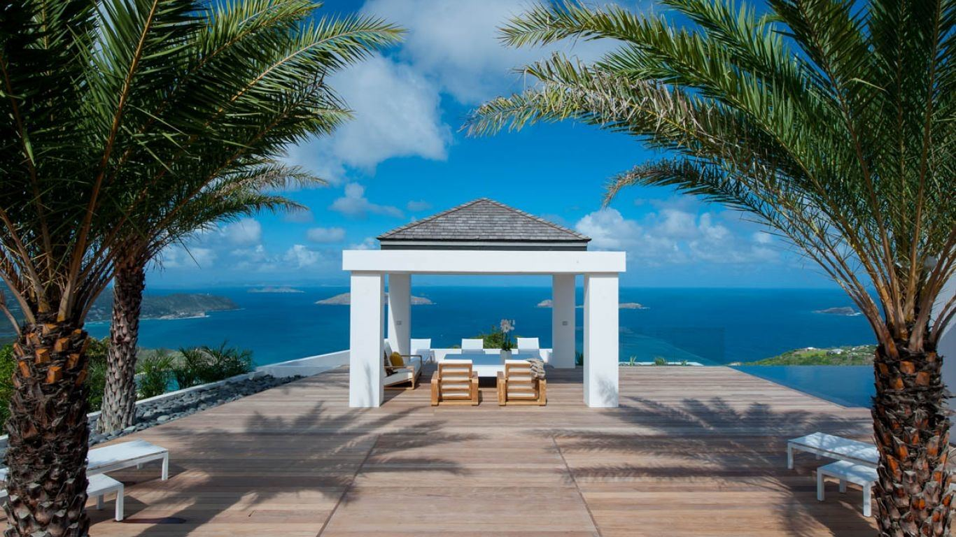 Villa Junita, Petite Saline, St. Barth, France