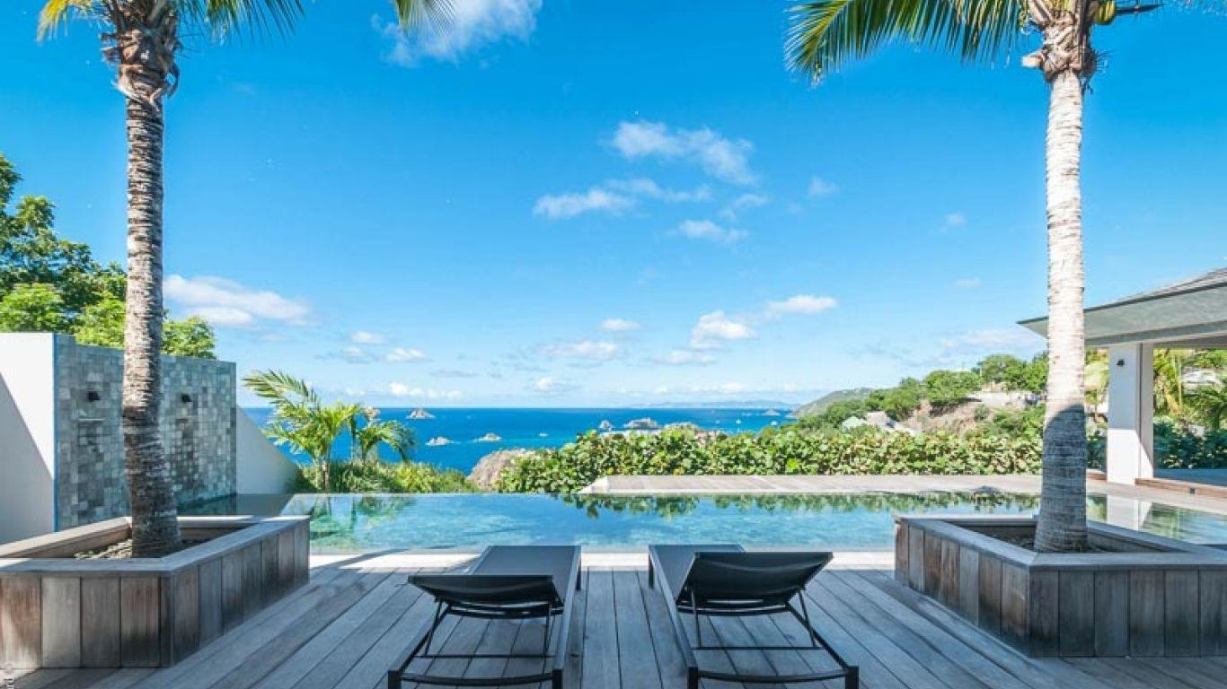 Villa Irene, Lurin, St. Barth, France
