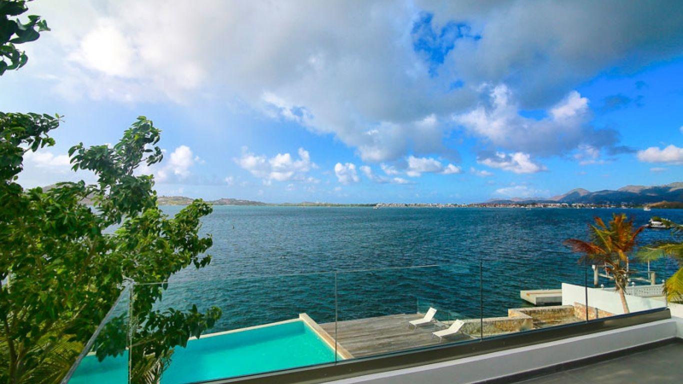 Villa Donna, Simpson Bay Lagoon, St. Martin, USA