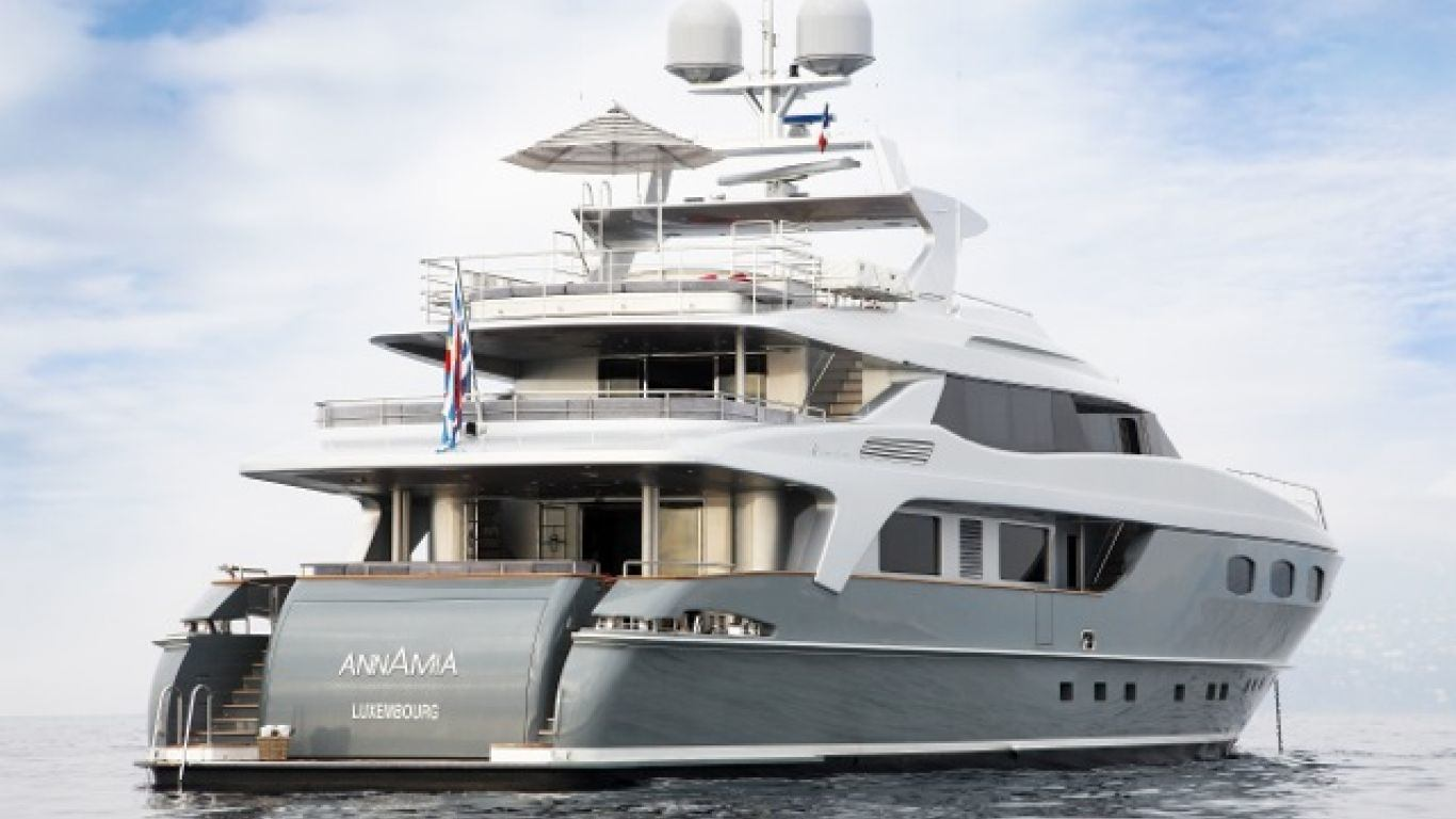 Yacht ANNAMIA 141, Yachts, Yachts, France