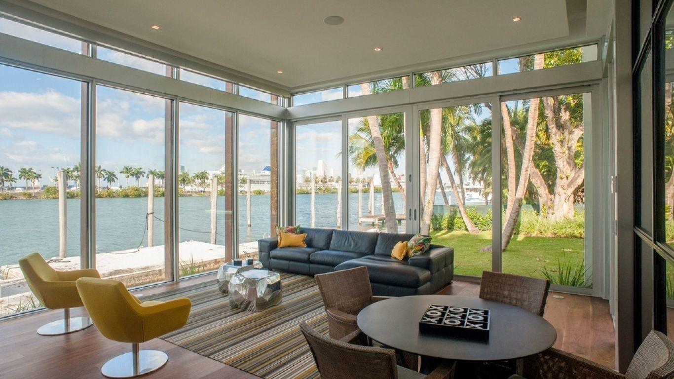Villa Serina, Venetian Islands, Miami, USA