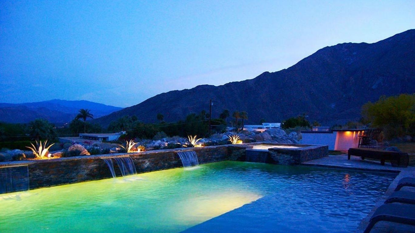 Villa Regina, Palm Springs, Palm Springs, USA