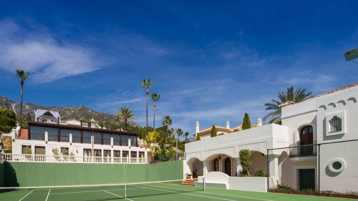 Villa Helen, Sierra Blanca, Marbella, Spain