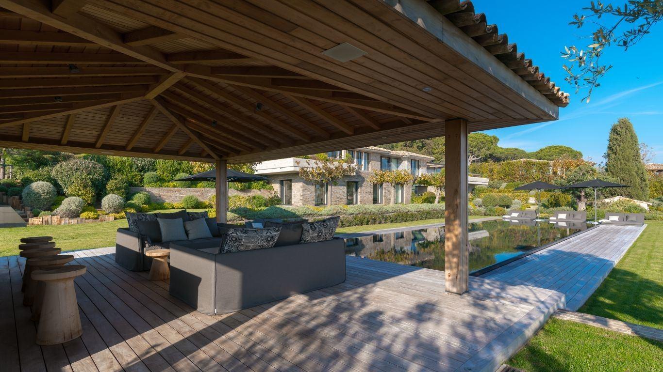 Villa Sandra, St. Tropez, St.Tropez, France