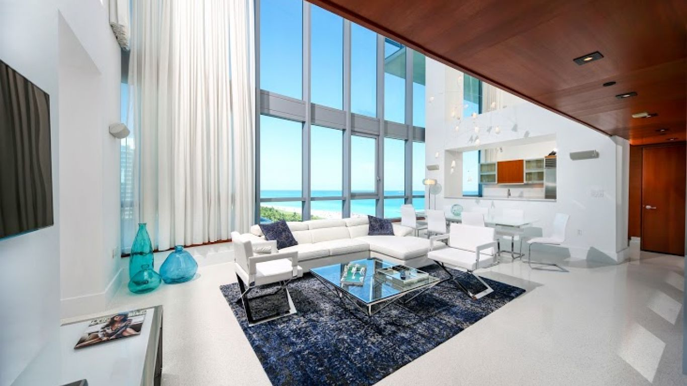Setai Townhouse B, South Beach, Miami, USA
