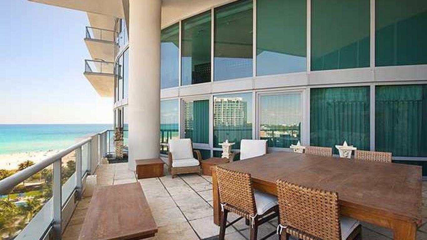 Setai Townhouse B, South Beach, Miami, USA