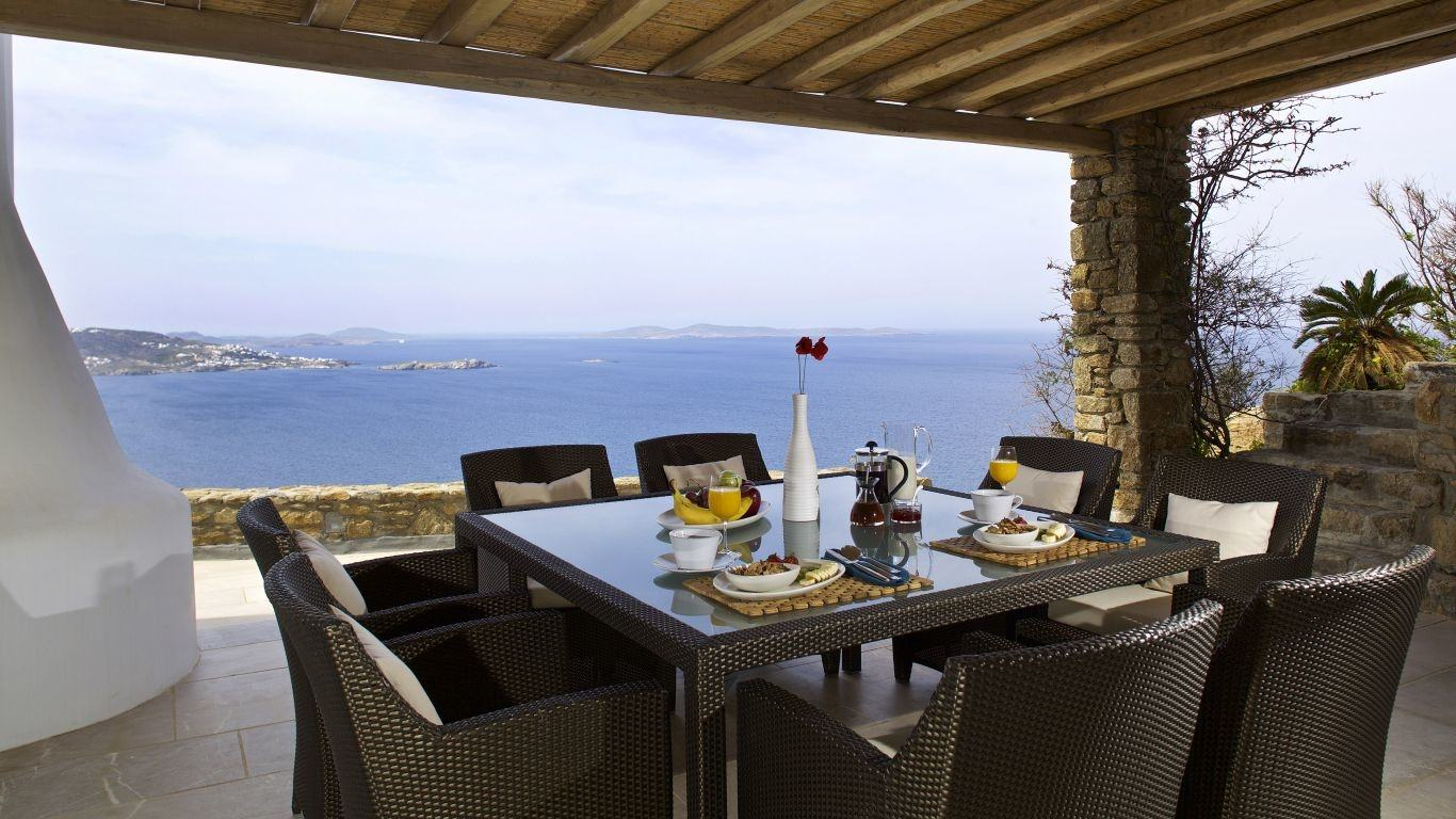 Villa Hanna, Tourlos, Mykonos, Greece