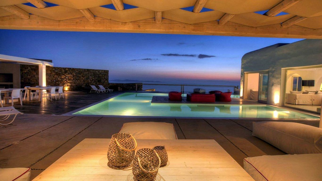 Villa Christine, Tourlos, Mykonos, Greece