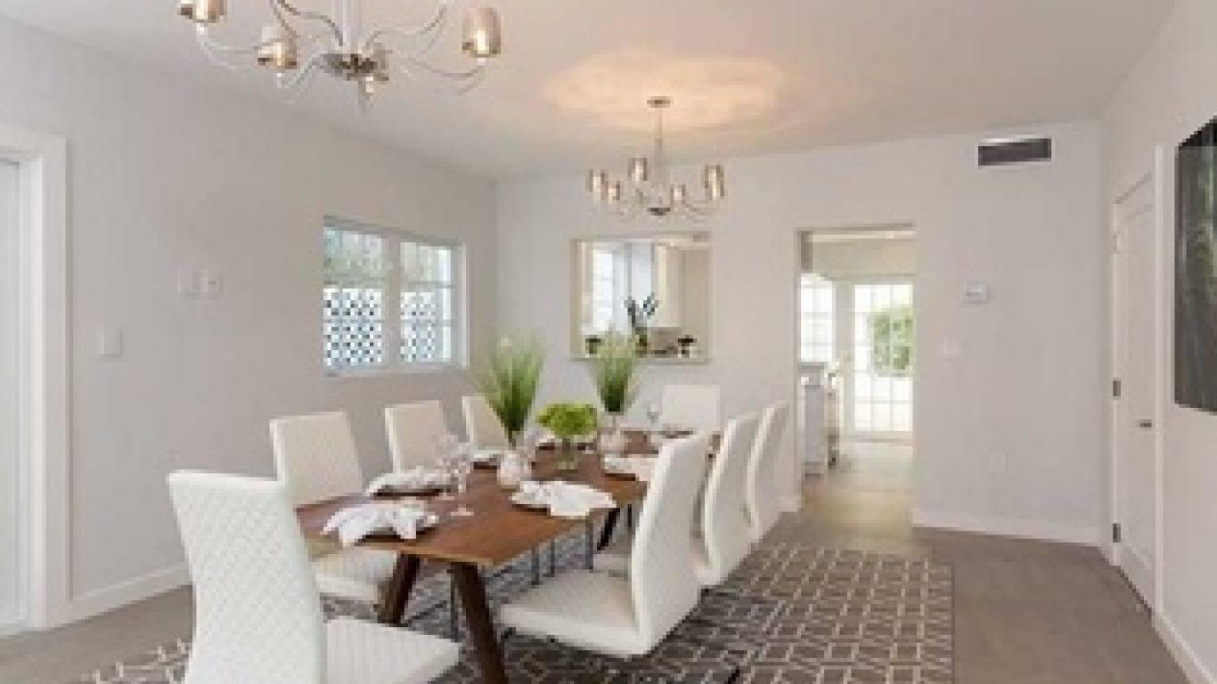 Villa Lillie, North Beach, Miami, USA