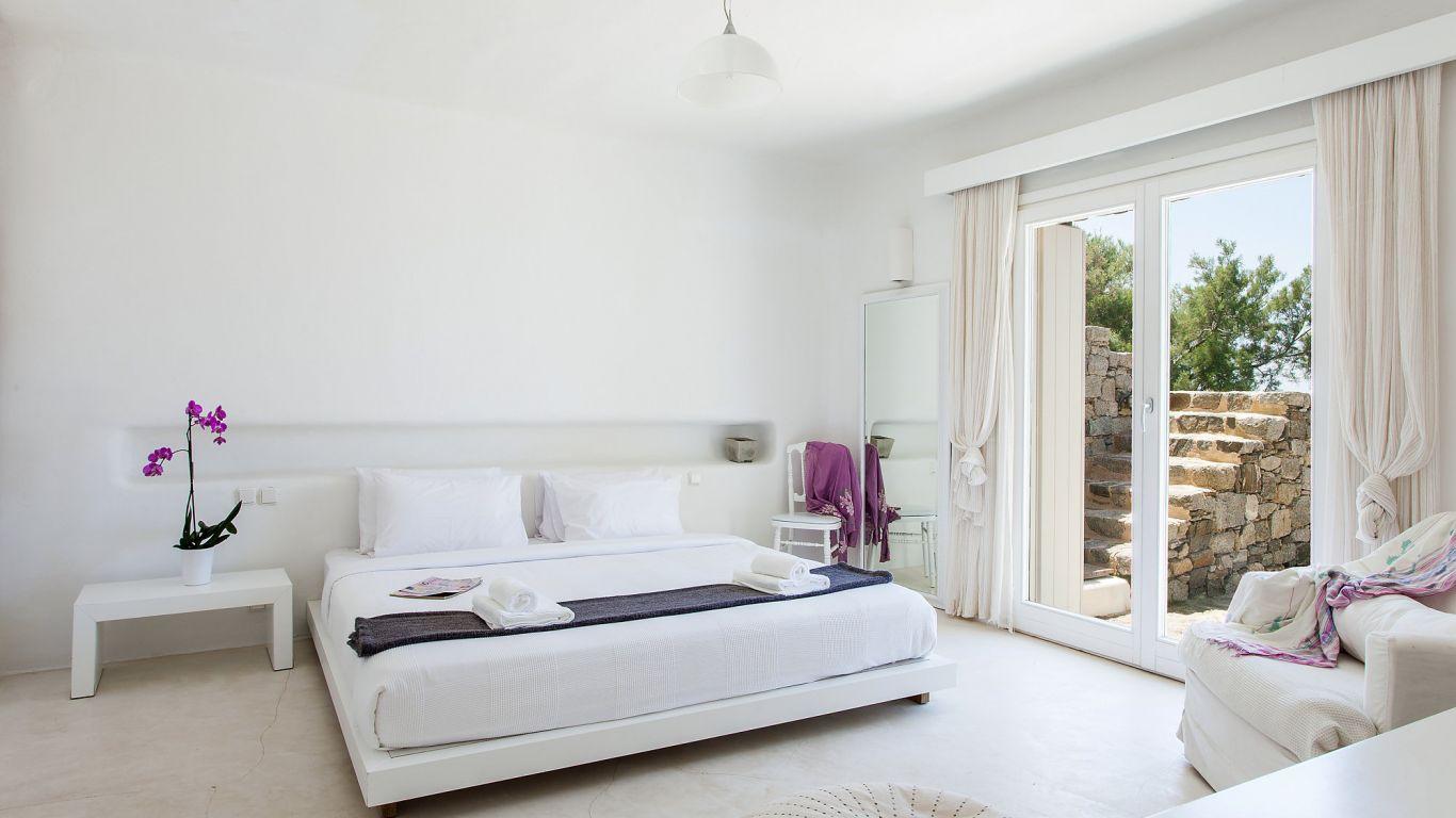 Villa Ethel, Aleomandra, Mykonos, Greece