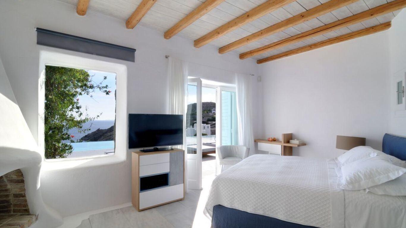 Villa Jami, Aleomandra, Mykonos, Greece