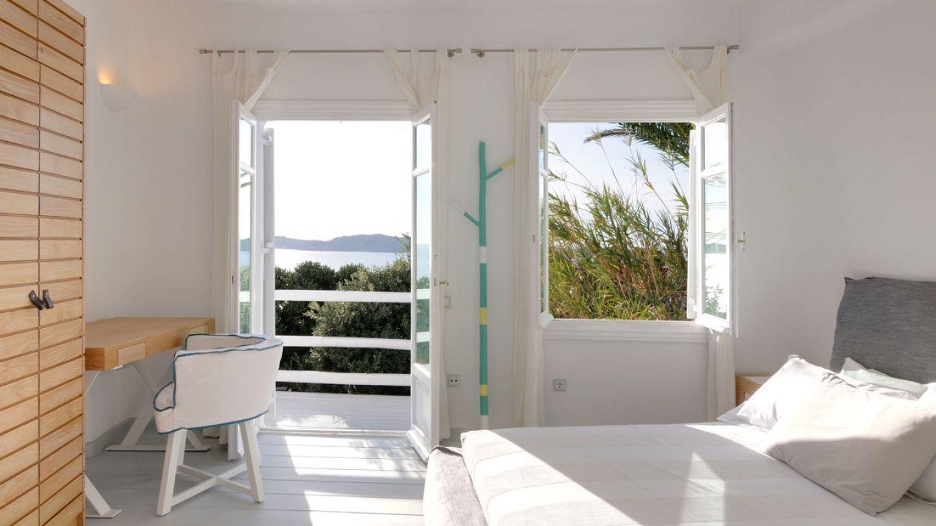 Villa Elnora, Aleomandra, Mykonos, Greece